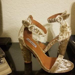 Cape Robbin Champagne Shoes
